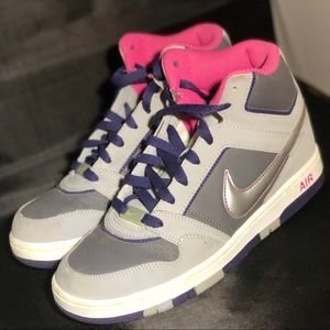 | Nike | Air Space Gray & Pink